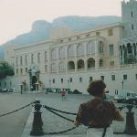 Monte Carlo - the Pink Palace