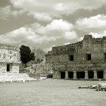 Zona Arqueologica Uxmal Photo