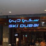 Now you can ski in the desert LOL