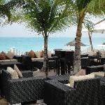 Beach Bar Lounge Area