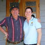 Our Wonderful Hosts Kerrin & Tony
