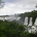 Bilde fra Foz do Iguacu