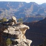 Part of the Grand Canyon,AZ