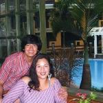our honeymoon in tagaytay
