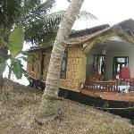 Moni's houseboat