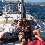 Relaxin on the sail