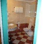 Bagno della stanza 502