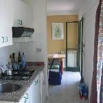 Küche, Sottobungalow