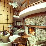 Luxuriate by our fireplaces. Cozy and warm, a good book, your guitar, or just peace and quiet.