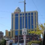 Our hotel in Atlantic City