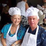 Beginning salsa chefs