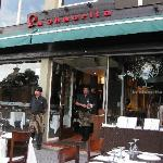 La Chacrita Restaurant Entrance