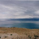 The Dead Sea at Kibbutz Kalia