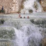 Le Cascatelle di Saturnia, Toscana