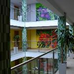 hotel interiour