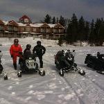 Foto de Whitestone Lake Resort