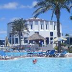 the hotel papagayo arena