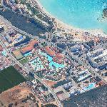 Aerial Photo of Atlantica Aeneas Ayia Napa