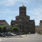 L'Abbatiale Saint-Austremoine