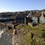 The harbour in Crail