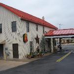 Super 8 motel in Fredericksburg