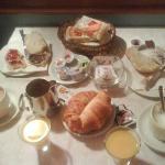 La colazione! la parte migliore