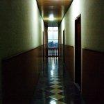4th Floor Corridor that has seen better days