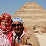 Tatataaaata - This character was at the step pyramids in Saqqara, he asks you to take a pic with