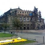 Bilde fra Semper Opera House (Semperoper)