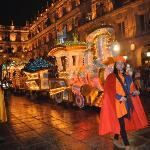Los Tres Reyes Magos (The Three Kings) Parade, Salamanca, Spain