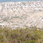Los barrios de Comodoro vistos  desde el Cerro Arenales