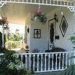 Relax on our veranda