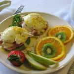 Eggs Benedict anyone?