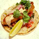 DORADO Fish Taco