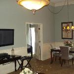 Glen Suite front room