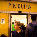Piriquita, apparently famous shop