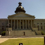 State Capital building in Columbia SC