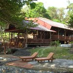 Khanom Hill Resort Restaurant