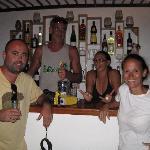 Restaurante Pimenta Verde - Sonia, Walter, Mari e Flávio