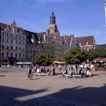 Rynek, la piazza centrale.
