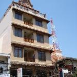 Facciata Noura Motel