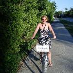 use the bikes everywhere