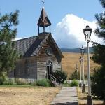 OKeefee Ranch Nr Vernon