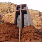 A Church in the rocks