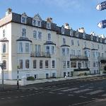 County Hotel Llandudno is situated on the promenade