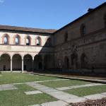 Bilde fra Castello Sforzesco