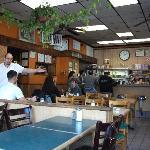 The excellent Morning Star Restaurant!!
