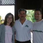 Our new friend in Costa Rica!
