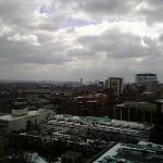 View from the 17th floor