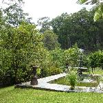 Brentwood garden